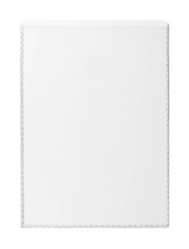 Durable 213419 Schutz- und Ausweishülle (für DIN A7, 74 x 105 mm Dokumente) 10 Stück, transparent