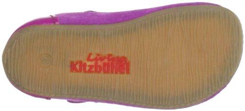 Living Kitzbühel Babyballerina Blumen 2309 Baby Mädchen Lauflernschuhe Pink (purple wine 355)