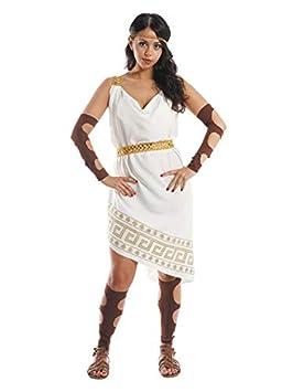 DISBACANAL Disfraz Romana Patricia - Único, M: Amazon.es ...