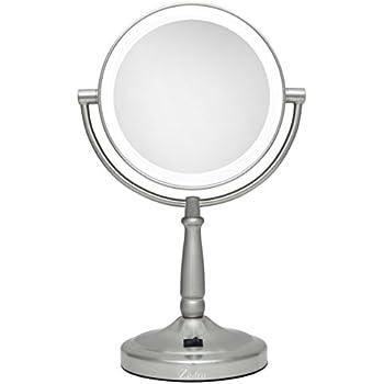 Amazon Com Zadro 10x 1x Magnification Dual Sided Vanity