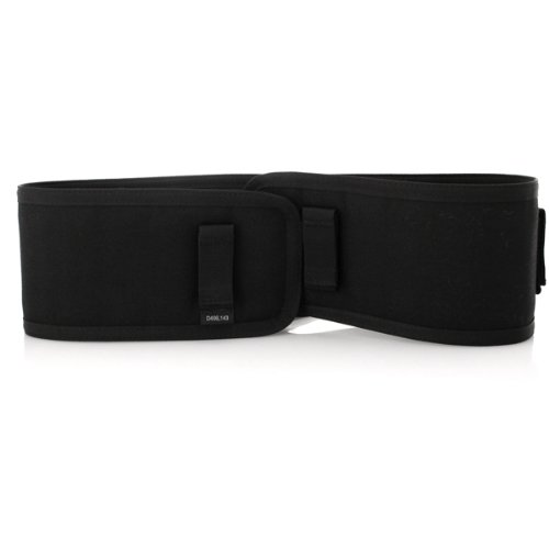 BLACKHAWK! Belt Pad, Small, 28-34, Black ()