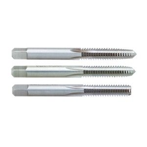 REGAL CUTTING TOOLS 008946AS Standard High Speed Steel Hand Tap Sets 4 Hand 1-1/4'' 7 H4=Basic P.D + 0.0020'' Straight flute Right hand H.S.S. ground thread taps