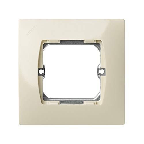Simon - 27601-62 placa 1 mod anc/2estrech s/garras s-27 marfil Ref. 6552764174: Amazon.es: Bricolaje y herramientas