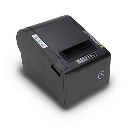 "PBM POS P-822D 3 1/8"" Thermal Receipt USB Port SERIAL Port LAN Port Printer 2018 Newest Version Multiple Interface"