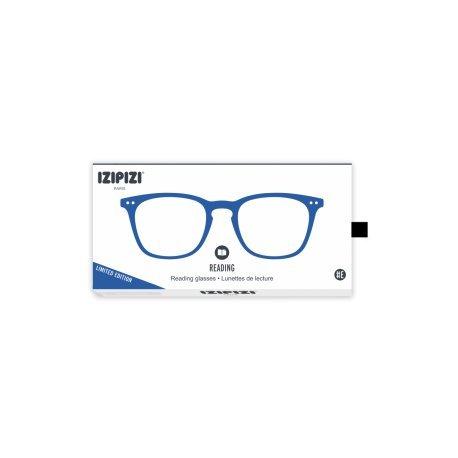 ec129879b6c9d6 IZIPIZI - Lunette de lecture Forme  E - avec correction - +3, King Blue  Crystal  Amazon.fr  Vêtements et accessoires