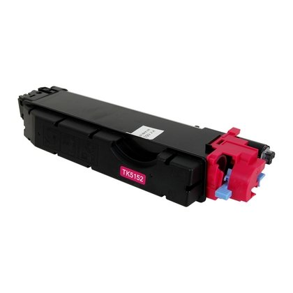 Kyocera 1T02NSBUS0 Model TK-5152M Magenta Toner Kit For use with Kyocera ECOSYS M3040idn, ECOSYS M3540idn and FS-2100DN Color Network Printers; Up to 10000 Pages Yield at 5% Average Coverage