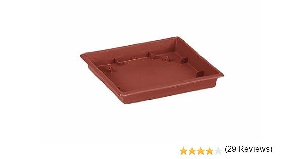 Emsa 504186 - Macetero, Color marrón: Amazon.es: Jardín