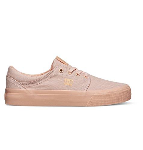 Peach DC BKW Trase TX Peachie J Mujer Baja Shoe Zapatilla pTzprwIqU