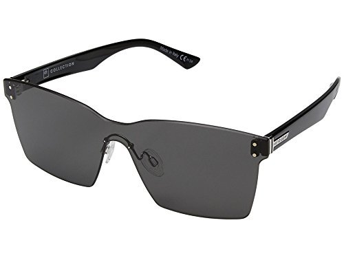 VonZipper Unisex Alt-Lesmore Black Gloss/Grey - Alt Sunglasses
