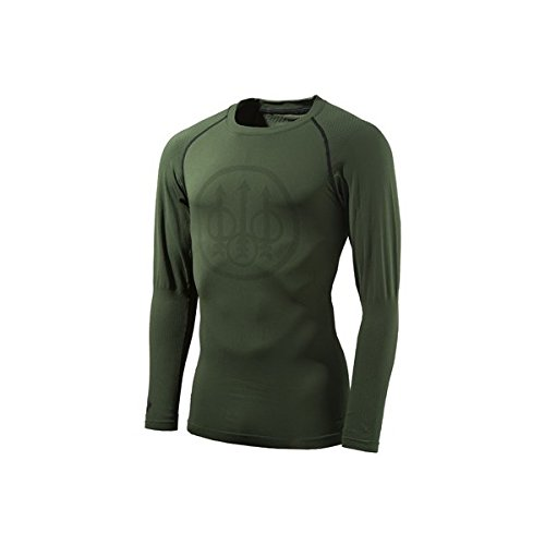 T-Shirt Manica Lunga BERETTA - Body Mapping Warm