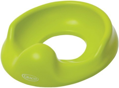 Graco Soft Touch Potty Ring- Green