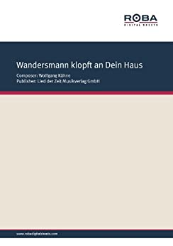 Amazon.com: Wandersmann klopf an dein Haus (German Edition
