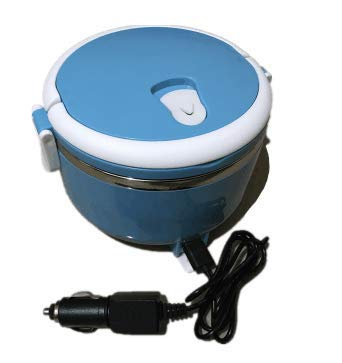Express Panda® lonchera eléctrica con envase de comida Interior de ...