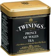 Twinings of London Prince of Wales Loose Tea Tin, 3.53 Ounce ()