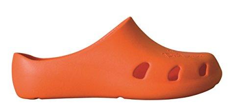 Arancione Mules Women's Peter Legwood Orange 7Px00Y