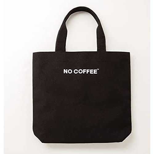 NO COFFEE BIG TOTE BAG BOOK 付録