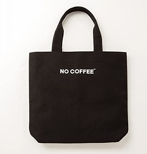NO COFFEE BIG TOTE BAG BOOK 画像 B