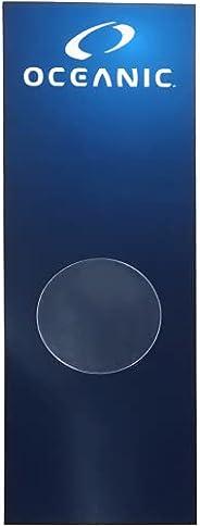 Oceanic Replacment Scuba Computer Lens Cover GEO 2.0 Flat