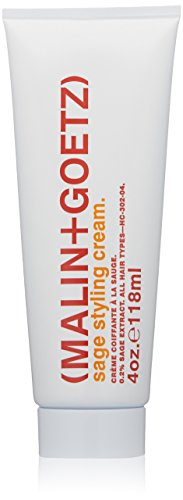 Malin + Goetz Sage Styling Cream, 4 Fl Oz