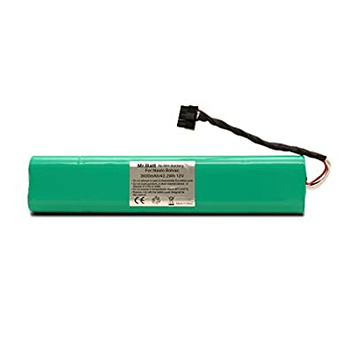 Mr.Batt 3600mAh Replacement Battery for Neato Botvac 70e, 75, 80, 85, D75, D80, D85 Robot Vacuum Cleaners