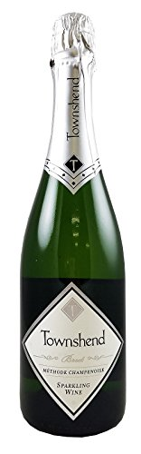 Townshend Cellars Sparkling Champagne, 750 ml