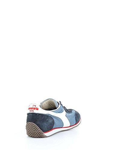 Stone Unisex Low Cina Blu Equipe top Diadora 12 adulto Scarpe Wash Heritage w68qET