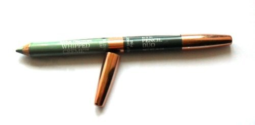 Max Factor Whipped Creme Eye Pencil Duo Golden Leaf & Pine -
