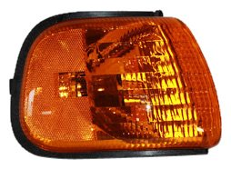 TYC 18-5389-01 Dodge Van Front Passenger Side Replacement Parking/Signal Lamp (01 Dodge B2500 Van)