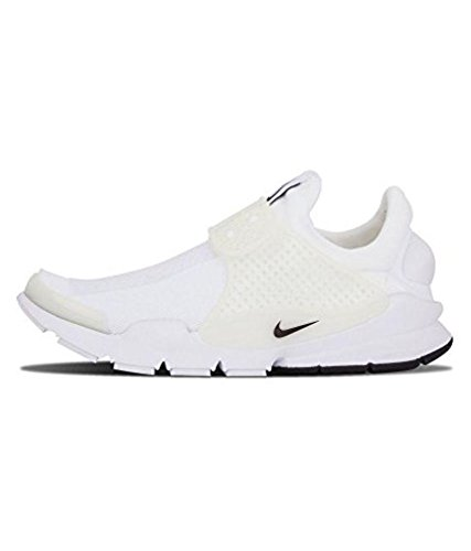 huge selection of 79ab9 a3842 Nike Sock Dart White Running Shoes for Mens: Buy Online at ...
