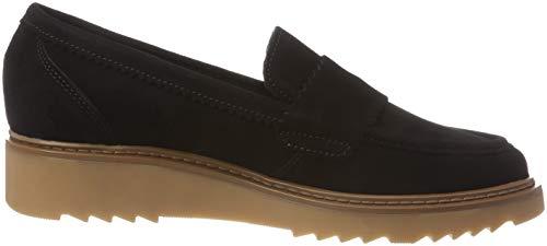 Black Damen Josette Schwarz Slipper 001 Loafer ESPRIT PpHgvw