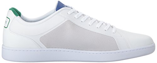 Lacoste Men's Endliner 317 2 Sneaker, Green, 8.5 M US