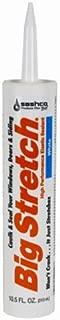 product image for Sashco 10016 10.5oz 10016 Big Stretch Caulk 10.5-Ounce Cartridge, White