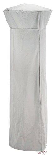 Favex 8600003 Housse pour Parasol Chauffant Blanc 88 x 88 x 230 cm