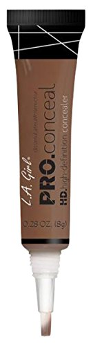 L.A. Girl Pro Conceal HD Concealer, Espresso, 0.28 Ounce