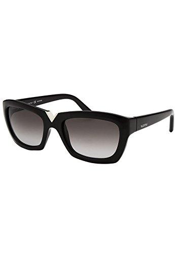 Valentino Sunglasses - V665S / Frame: Black Lens: Gray - Valentino Frames