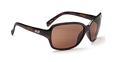 Optic Nerve Elixer Sunglasses Midnight Polarized Smoke Lens 1498
