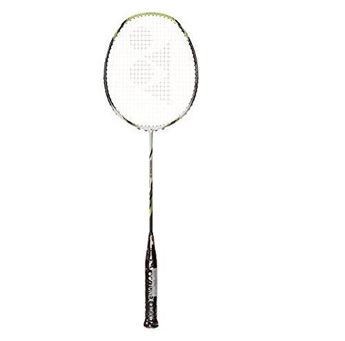 Yonex Voltric 5 Badminton Racquet, 3U-G4 White/Lime