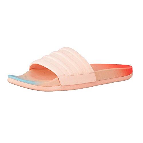 adidas Adilette CF+ Fade W, Chancletas Para Mujer Easy Coral/Haze Coral/Easy Mint
