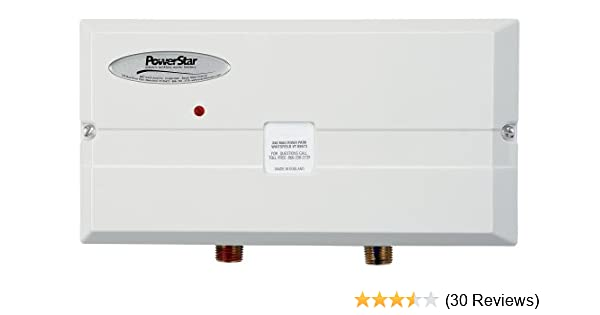 PowerStar AE-9.5 Electric Tankless Under Sink Water Heater - - Amazon.com