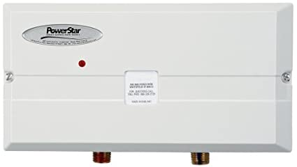 PowerStar AE-3.4 Electric Tankless Under Sink Water Heater