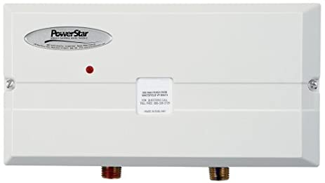 powerstar ae72 electric tankless under sink water heater