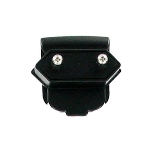 (OEM BlackBerry Continental Europe Adapter Prong - ASY-03746-002)