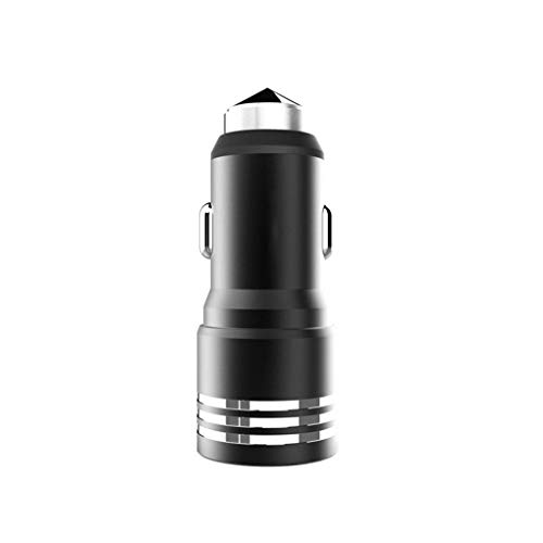 - Loria Mini Portable 2.1A Dual USB Car Charger Cigarette Lighter GPS Mobile Phone MP3 PDA Bluetooth Headset Charger