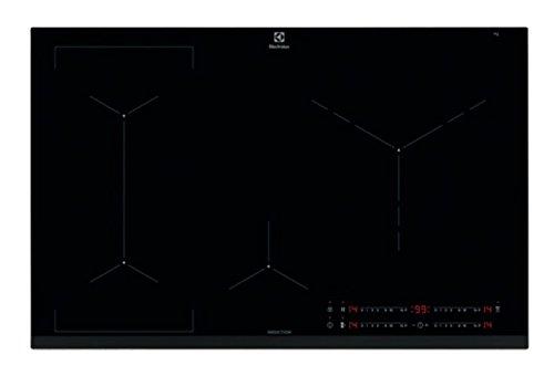 Electrolux - Piano cottura ad induzione EIV 83443 finitura nero da ...