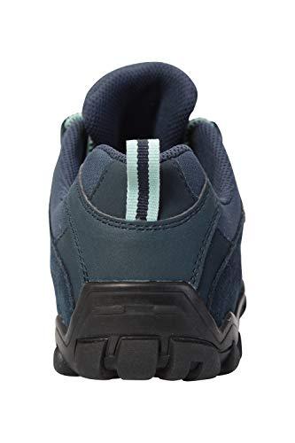 Mountain Warehouse Belfour Chaussures de Marche pour Femmes - Chaussures de randonnée légères, Respirantes, Toutes… 4