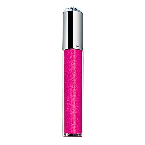 Revlon Ultra HD Lip Lacquer, HD Pink (Hot Pink Lipstick)