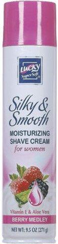 Womens Shave Cream Berry 9.5 ounce 12 pcs sku# 1851128MA