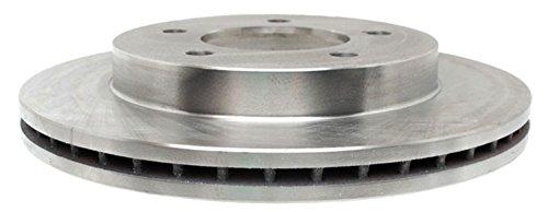 ACDelco 18A843A Advantage Non-Coated Front Disc Brake Rotor ()