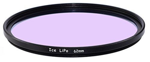 ICE 62mm LiPo Filter Light Pollution Reduction for Night Sky/Star 62