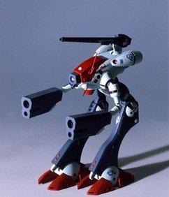 Tactical Pod Glaug (Plastic model kit) Bandai Macross 1/100 (Macross Model Kits)